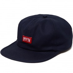 Brixton Langley Hat - Navy