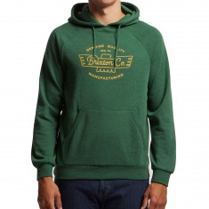 Brixton Concord Hoodie - Heather Forest