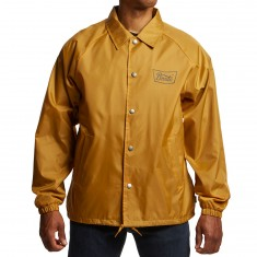 Brixton Stith Jacket - Mustard/Navy