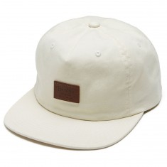 Brixton Grade II UC Hat - Off White