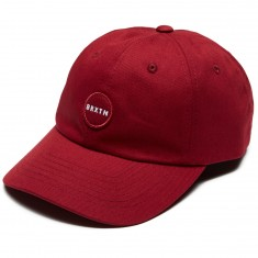 Brixton Meyer Hat - Burgundy