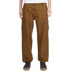 Brixton Allied Cargo Pants - Olive