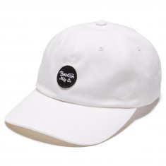 Brixton Wheeler Hat - White