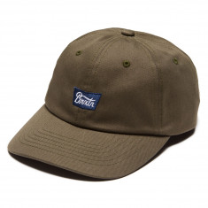 Brixton Stith LP Hat - Dark Olive