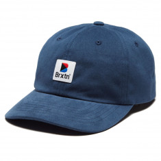 Brixton Stowell Mp Hat - Washed Navy 64145659aa95