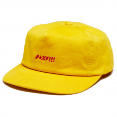 Brixton x Independent Shine LP Hat - Yellow 6000596a224b