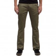 KR3W K Slim Chino HO16 Pants - Light Olive