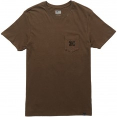 KR3W Bracket T-Shirt - Dark Drab