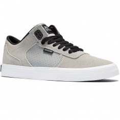 Supra Ellington Vulc Shoes - Grey/Black/White