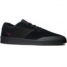 Supra Shifter Shoes - Black Canvas
