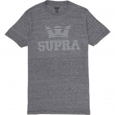 Supra Above T-Shirt - Grey Heather/Multi