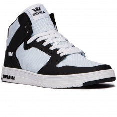 Supra Vaider 2.0 Shoes - White/Black