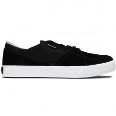 Supra Melrose Shoes - Black/White
