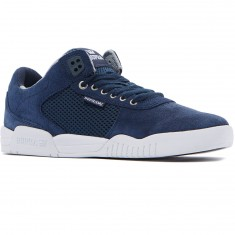 Supra Ellington Shoes - Navy/White