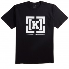 KR3W Bracket T-Shirt - Black