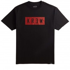 KR3W Locker T-Shirt - Black