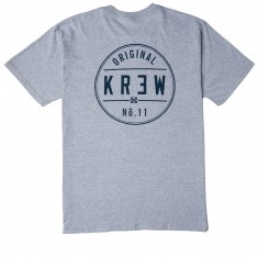 KR3W Classic Seal T-Shirt - Grey Heather