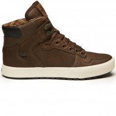 Supra Vaider Demitasse Shoes - Bone