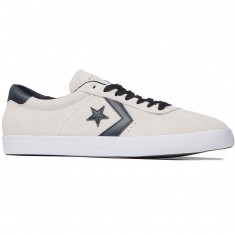 Converse Breakpoint Pro OX Shoes - Suede White/Black/Black