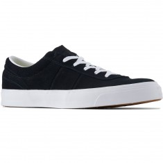 Converse One Star CC OX Suede Shoes - Black/White/White