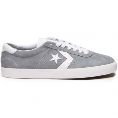 Converse Breakpoint Pro Ox Suede Shoes - Cool Grey/White/White