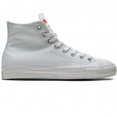 Converse X Chocolate CTAS Hi Pro Kenny Anderson Shoes - White/White/Days Ahead