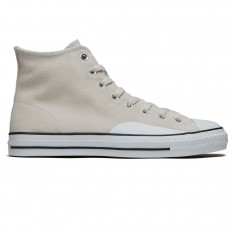 Converse CTAS Pro Hi Top Shoes - Pale Putty/Dolphin/White