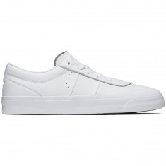 Converse One Star CC Pro Ox Shoes - White/Dolphin/White