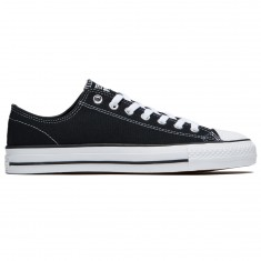 Converse Zoom Air CTAS Pro Ox Shoes - Black White 4905159f4
