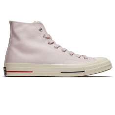 Converse Chuck Taylor All Star 70 Hi Shoes - Barely Rose/Gym Red/Navy