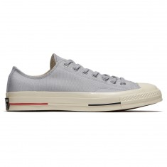 Converse Chuck Taylor All Star 70 Ox Shoes - Wolf Grey/Navy/Gym Red