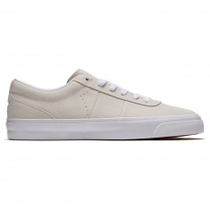 Converse One Star CC Pro Ox Shoes - White/Green/White