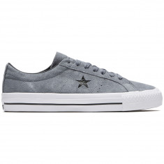 Converse One Star Pro Shoes - Cool Grey Black White 290b707a9