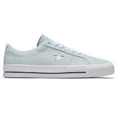 51c5a4ce67e Converse One Star Pro Shoes - Teal Tint Black White