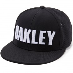Oakley Perforated Hat - Blackout