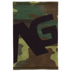 Analog Icon Neckwarmer Gaiter - Surplus Camo