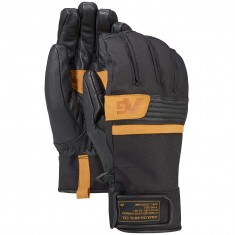 Analog Diligent Gloves - True Black