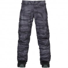 Burton Cargo Snowboard Pants - Faded Worn Tiger