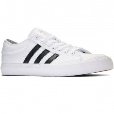 Adidas Matchcourt Shoes - White/Black/Gum
