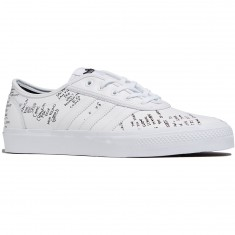 Adidas Adi-Ease Classified Shoes - White/Black/Bluebird