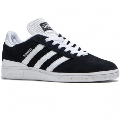 Adidas Busenitz Shoes - Black/White/White