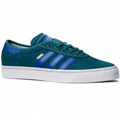 Adidas Adi-Ease Premiere ADV Shoes - Tech Green/Royal/White