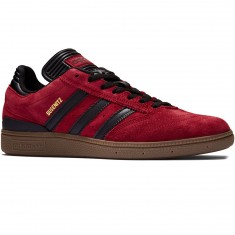 Adidas Busenitz Shoes - Collegiate Burgundy/Black/Gum