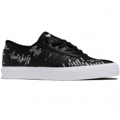 Adidas Adi-Ease Classified Shoes - Black/White/Bluebird