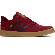 Adidas Suciu Adv Shoes - Collegiate Burgundy/Black/Gum