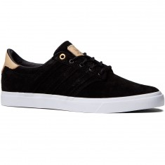 Adidas Seeley Premiere Classified Shoes - Black/Supplier/White
