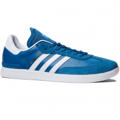 Adidas Samba ADV Shoes - Blue/White/Bluebird