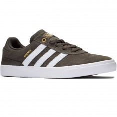 Adidas Busenitz Vulc Adv Shoes - Utility Grey/Crystal White/Gold Metallic