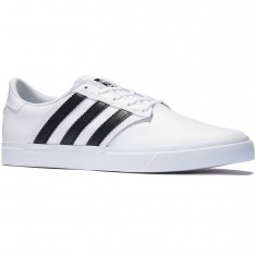 Adidas Seeley Premiere Shoes - White/Black/White