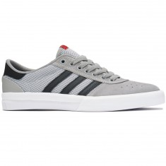 Adidas Lucas Premiere ADV Shoes - Solid Grey/Black/White